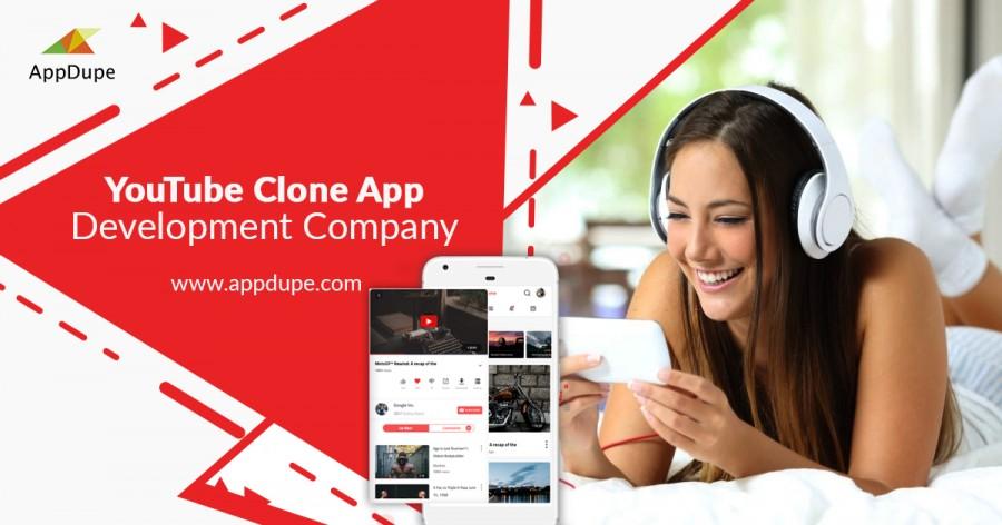 YouTube Clone, YouTube Clone Script, App Like YouTube, Best Live Streaming App, YouTube Clone App development
