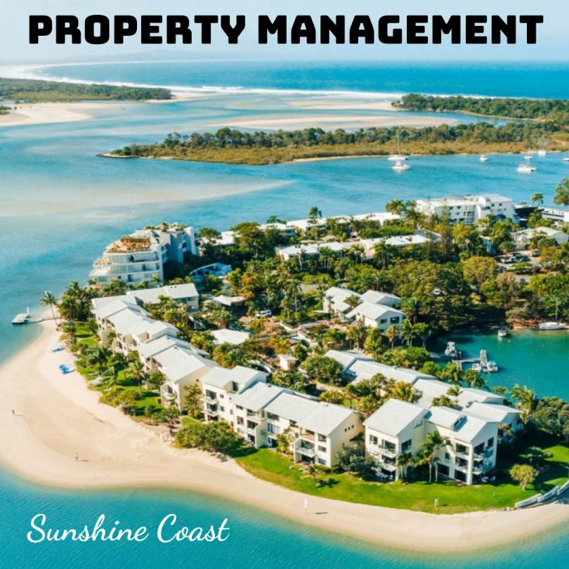 Rental property management Sunshine Coast