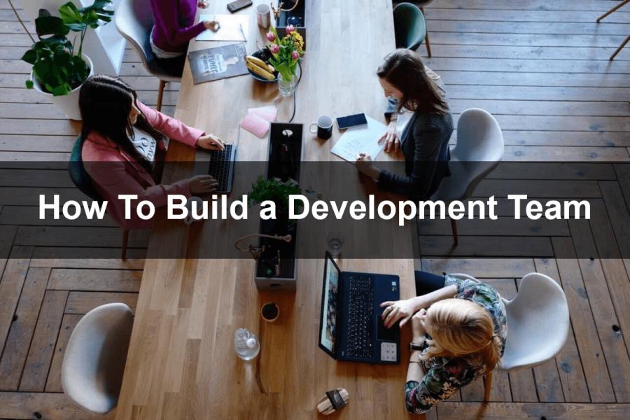 project development, team development, software development