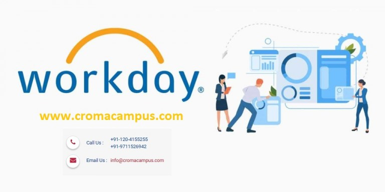 Workday Online Training, Croma Campus