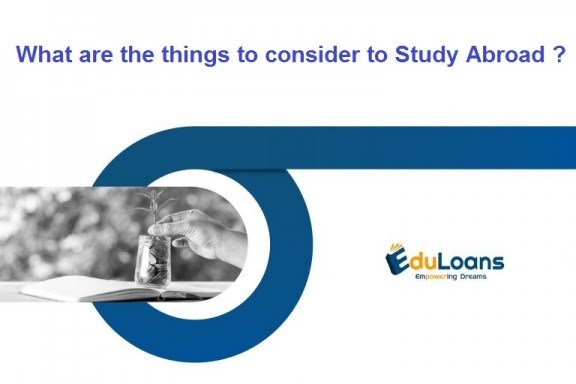 Loans for students studying abroad
