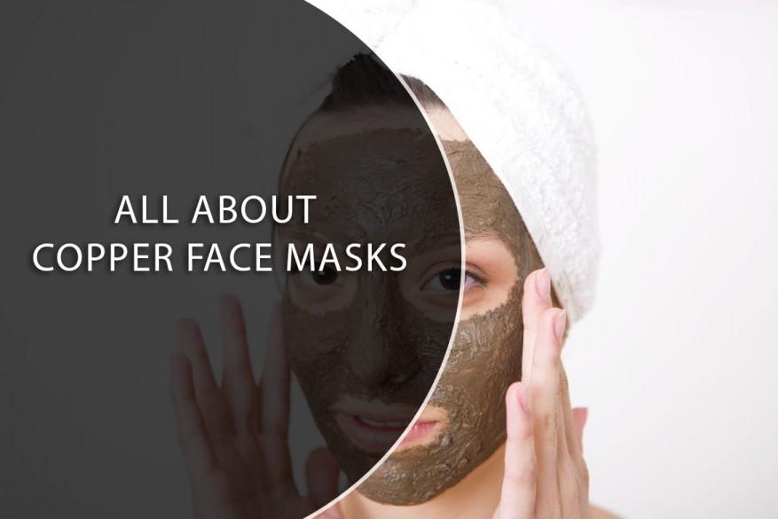 best copper face masks