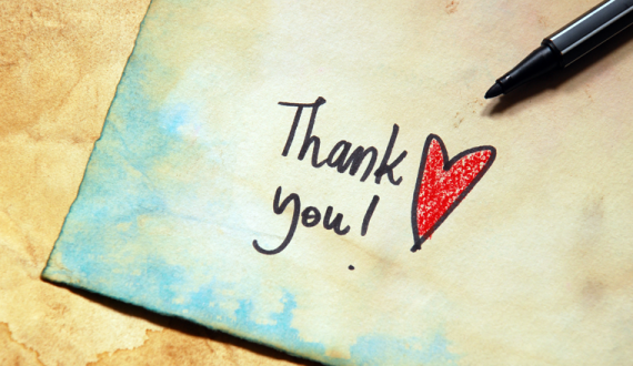 How To Craft A Thank You Letter?