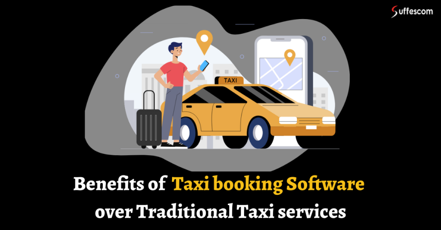 benefits of taxi app software