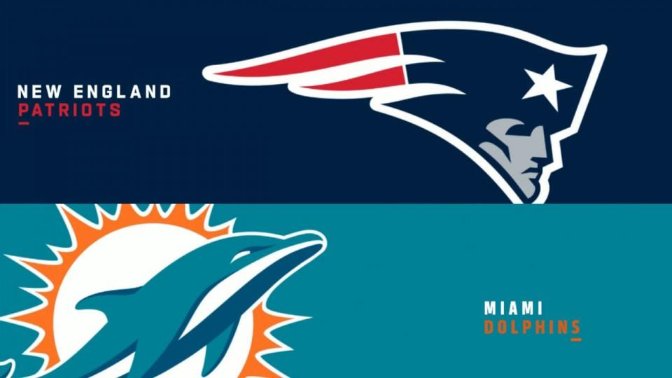 Patriots vs Dolphins