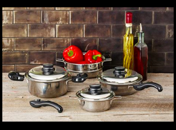 healthy cooking pans