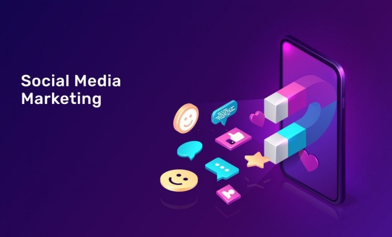 social media advertising and marketing