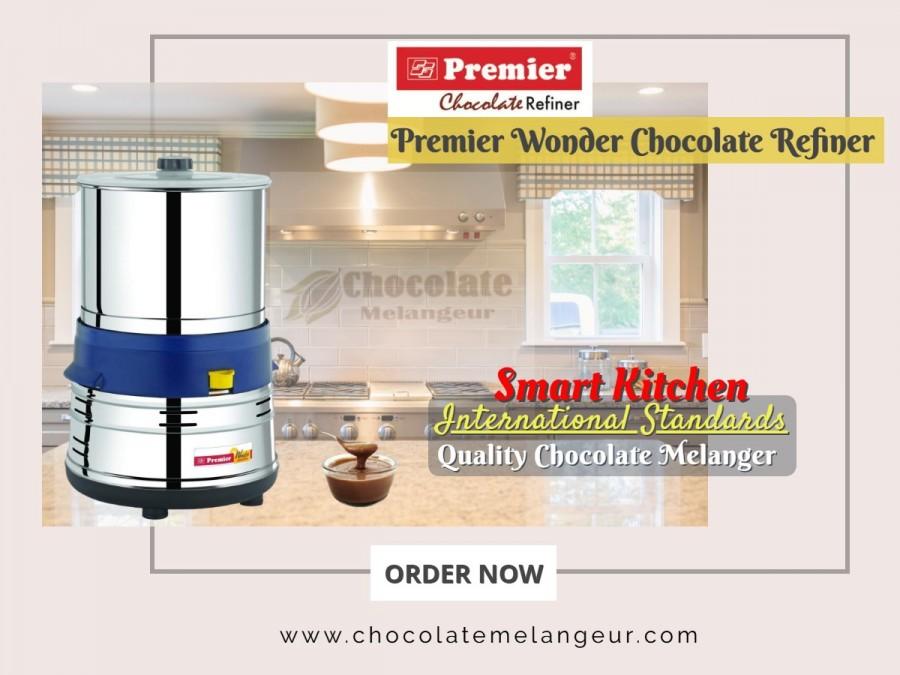 Premier Chocolate Refiner Machine
