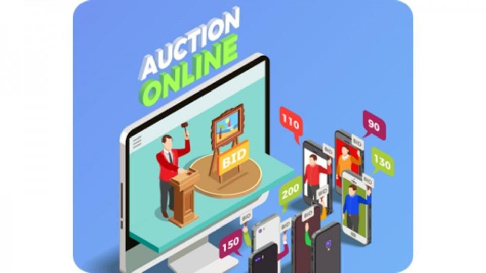 Auction script