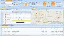 Dispatching software