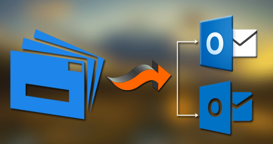 Export Windows Live Mail Emails in Outlook