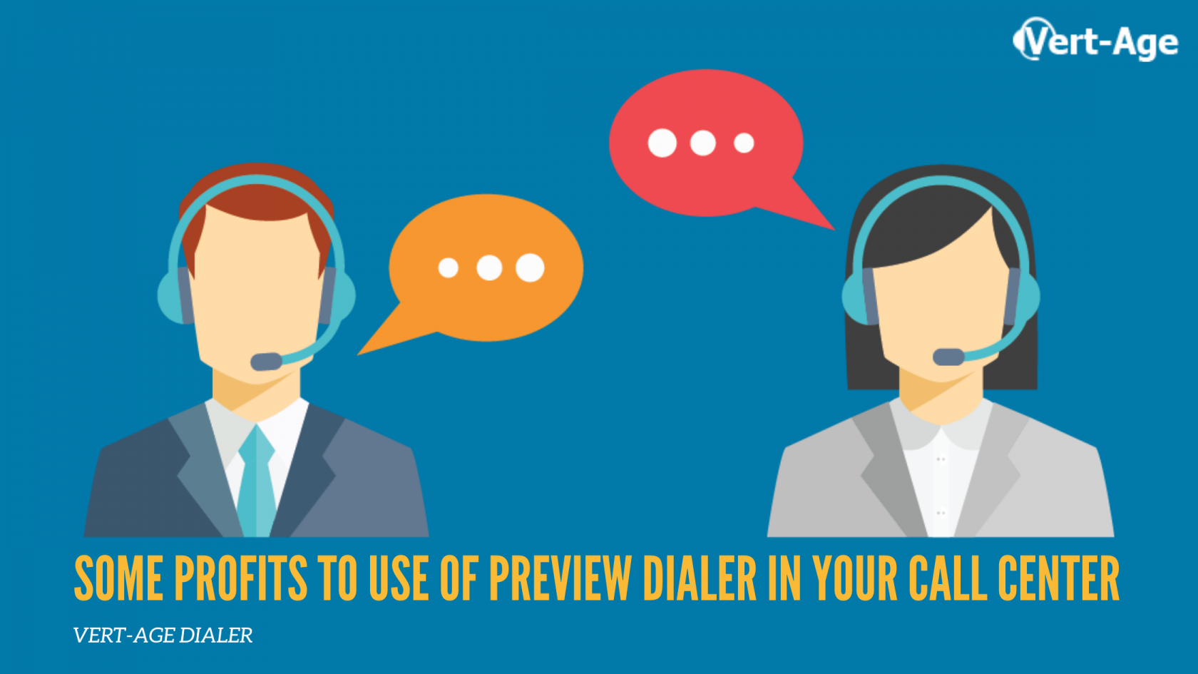 profits to use of preview dialer in your call center
