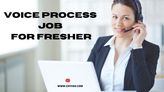 voice process job