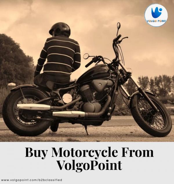 Buy Motorcycle Online