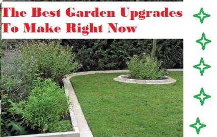 Best Garden Upgrades