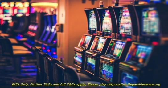 new uk slot game 2020