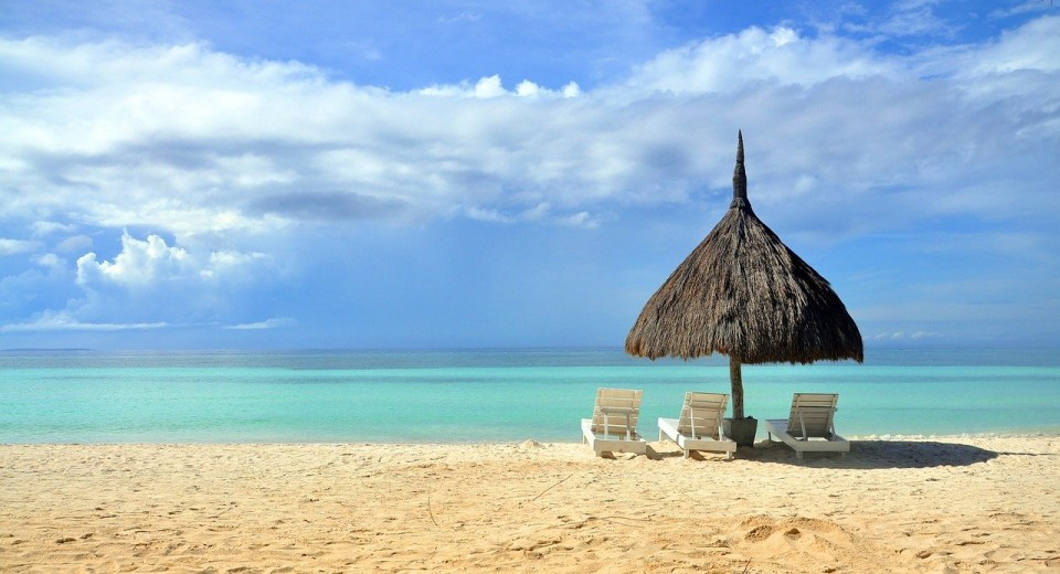 Sea, Philippines, Beach