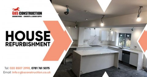 house refurbishment companies in north london