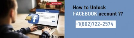 unlock Facebook account without phone number