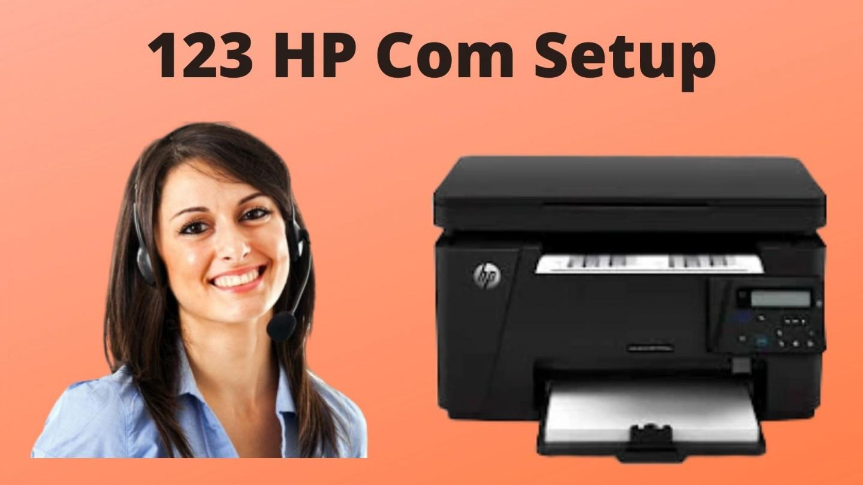 123 HP Com Setup