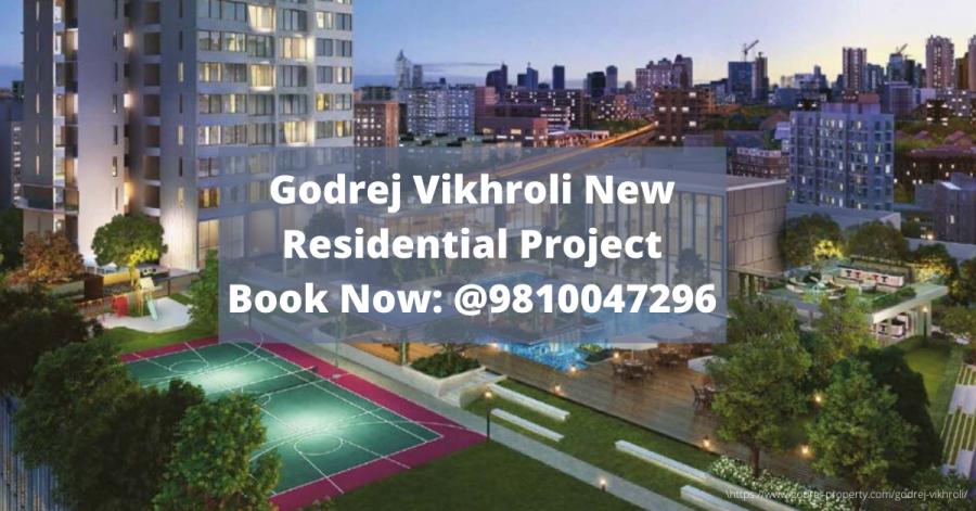 Godrej Vikhroli, Godrej vikhroli Mumbai
