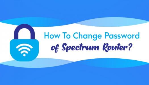 Spectrum modem blinking red