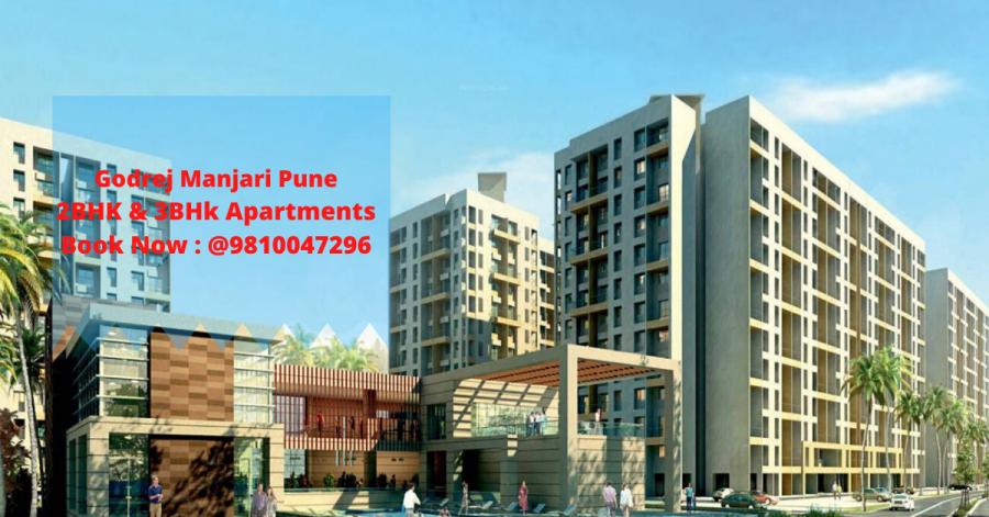 Godrej Boulevard Manjari, Godrej Boulevard Manjari Pune