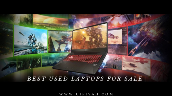 second hand laptops for sale on cifiyah.com