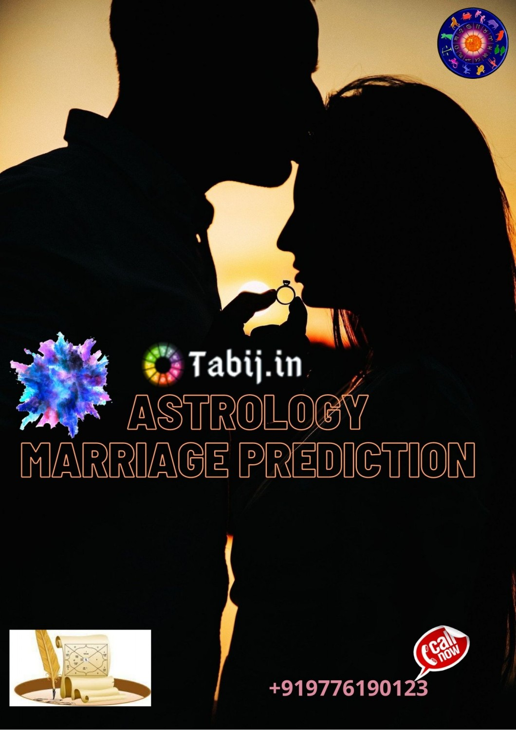 Astrology marriage prediction: The Secret Astrological