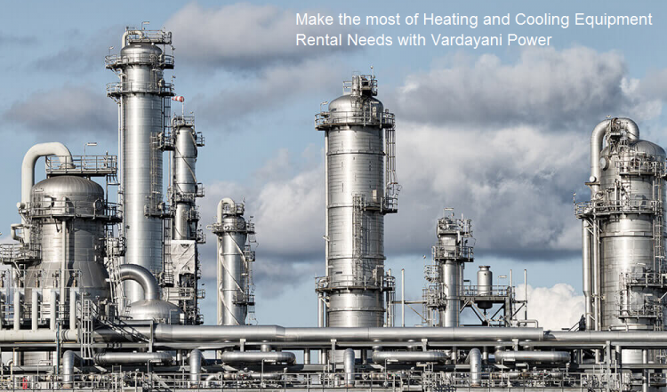 Heating and Cooling Equipment Rental