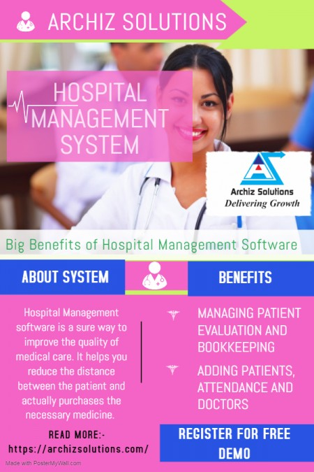 Hospital Management Software, Healthcare CRM