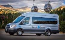 shuttle from denver airport to breckenridge