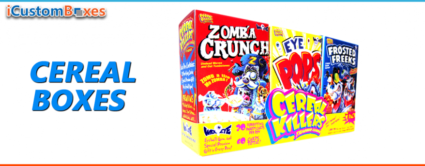 cereal boxes, custom cereal box, cereal boxes wholesale
