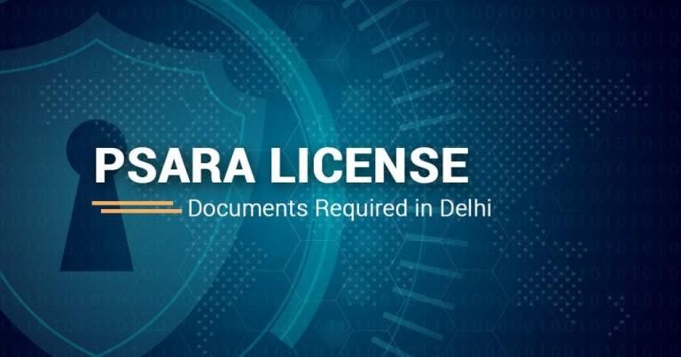 PSARA License