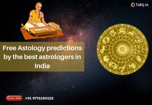 Free astology predictions by the best astrologers in India