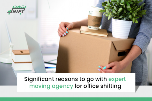 expert moving agency for office shifting