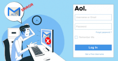 aol mail sign-in page