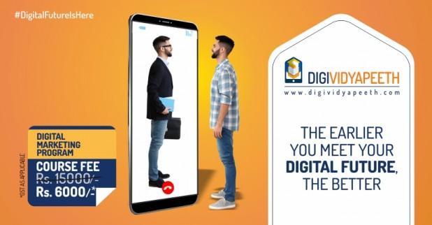 Digital marketing certificate online in India