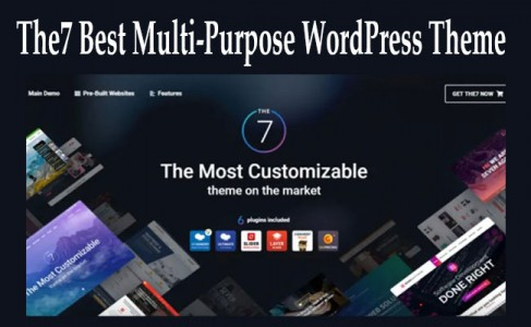 The7 Best Multi-Purpose WordPress Theme
