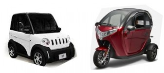 Moped Cars