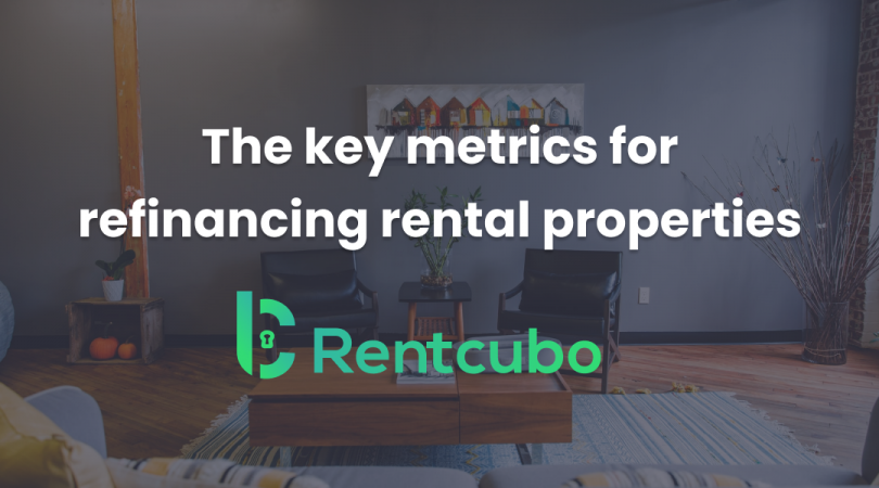 refinancing rental properties