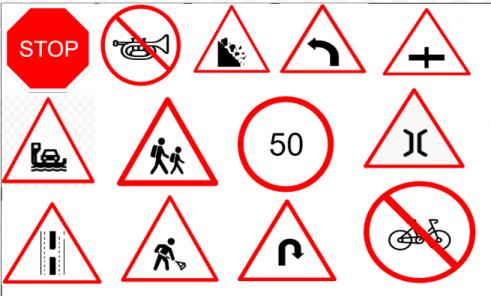 Traffic Signs Market