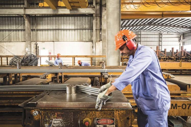 Steel company in Nepal