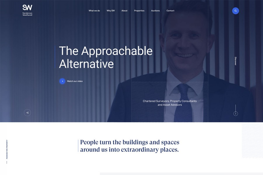 Amazing Website Designs for Real Estate Companies
