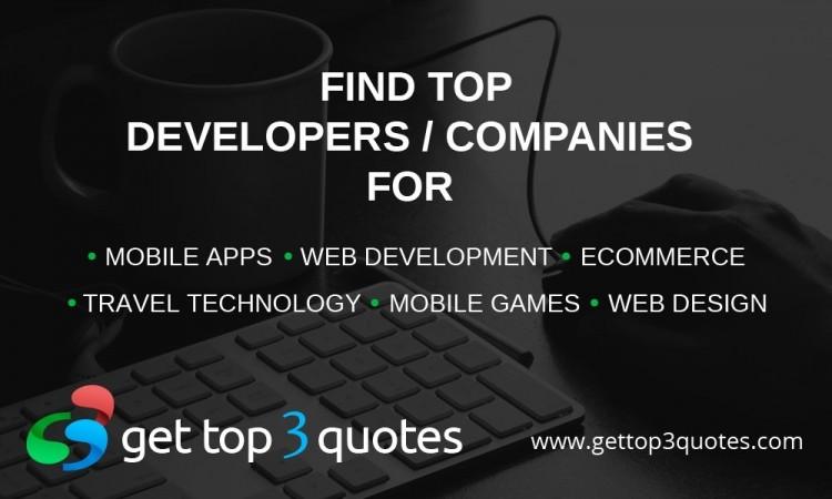 Top Mobile App Development Companies in Canada