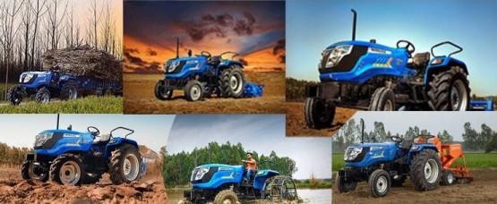 Tractor, Sonalika Tractor