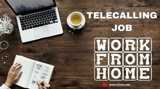 telecalling work from home job