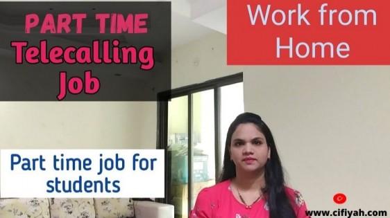 part time telecalling job