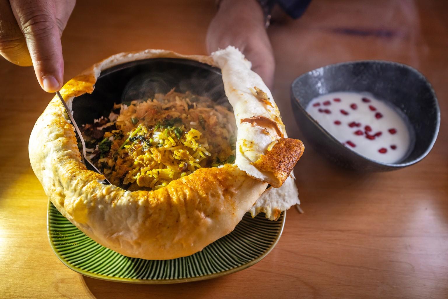 best Indian restaurant Boston