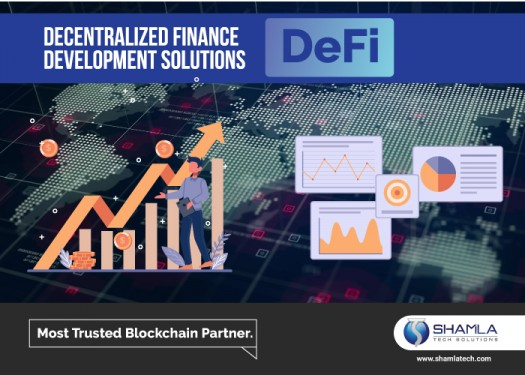 Decentralized Finance (DeFi) Development  Solutions